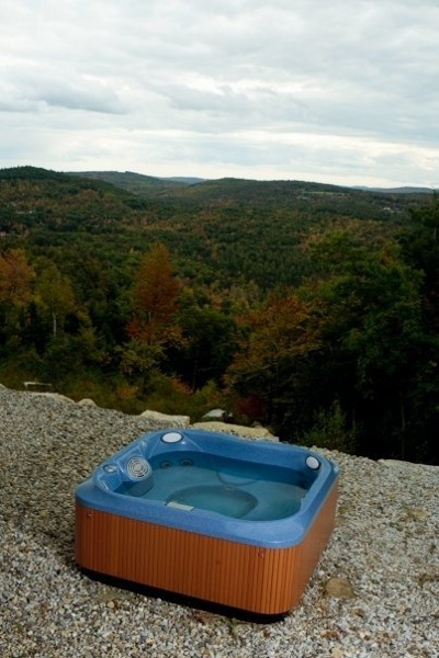 Granite Ridge Estate and Lodge Hot Tub