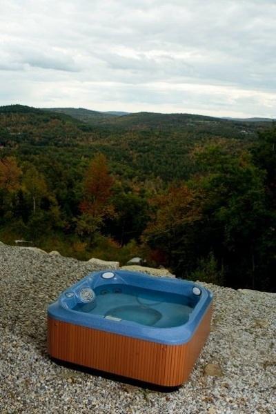 Granite Ridge Estate and Lodge Hot Tub