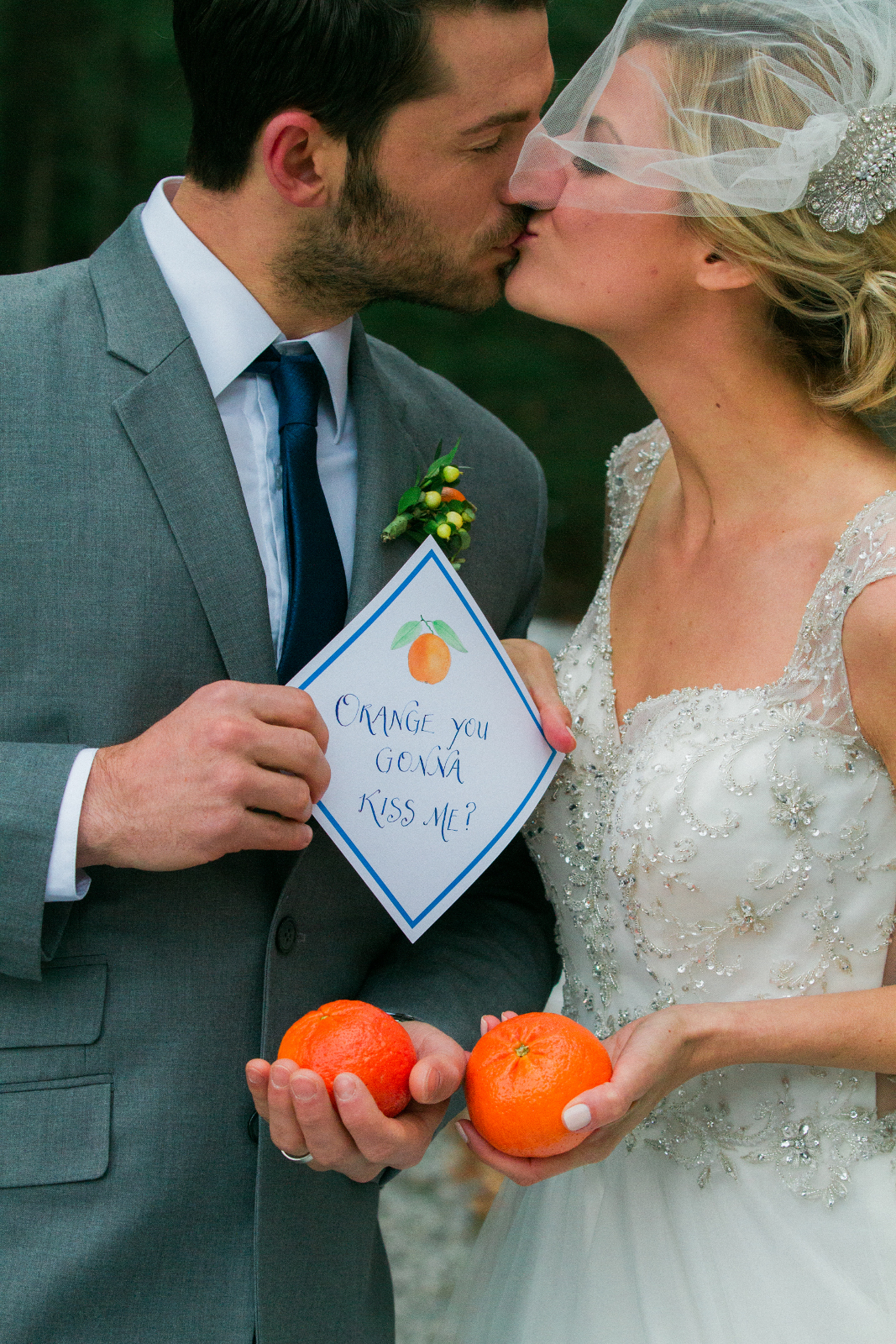 Unique Rustic Wedding Photo