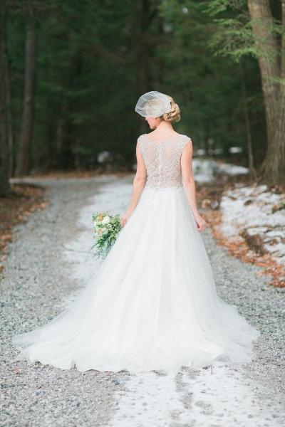 beautiful rustic bride photos