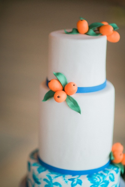Country Wedding Cake Maine