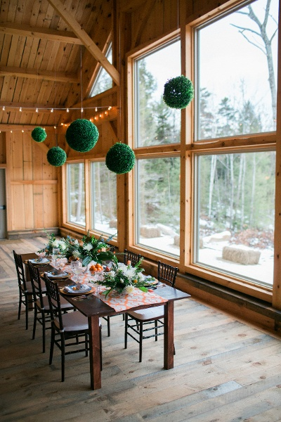 Beautiful Barn Wedding