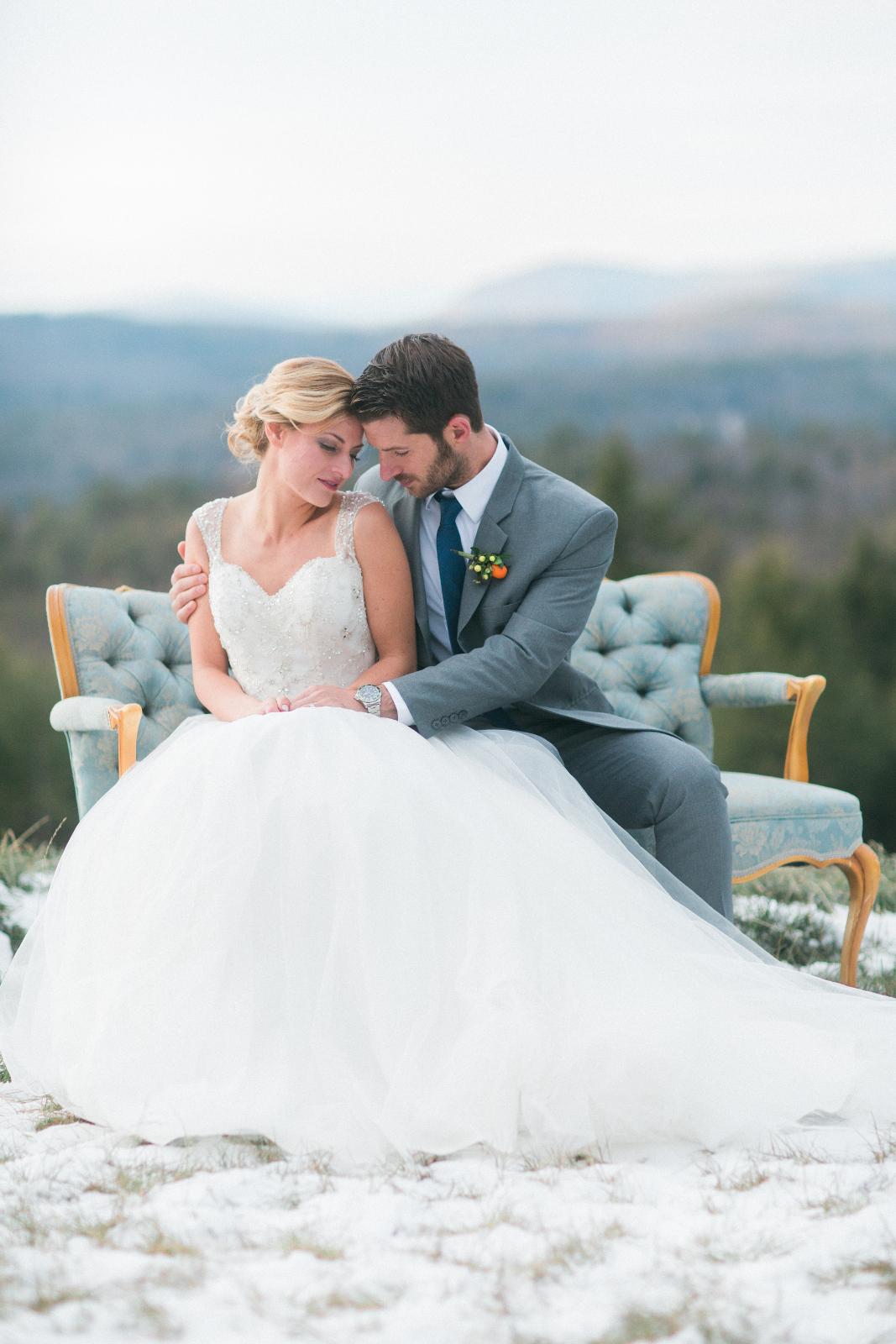 Rustic Wedding Trend