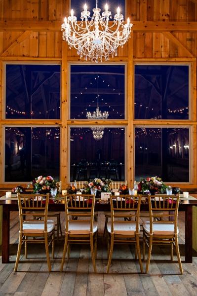 Rustic Maine Barn Wedding Venue