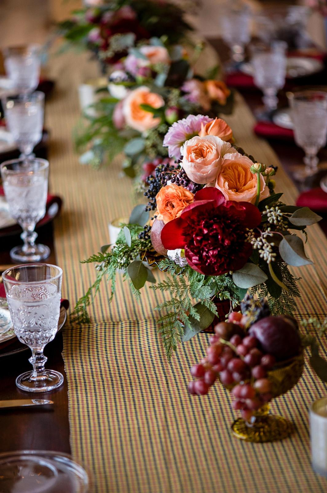 Marsala Wedding Ideas
