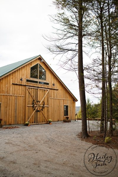 Maine Barn Wedding Venue