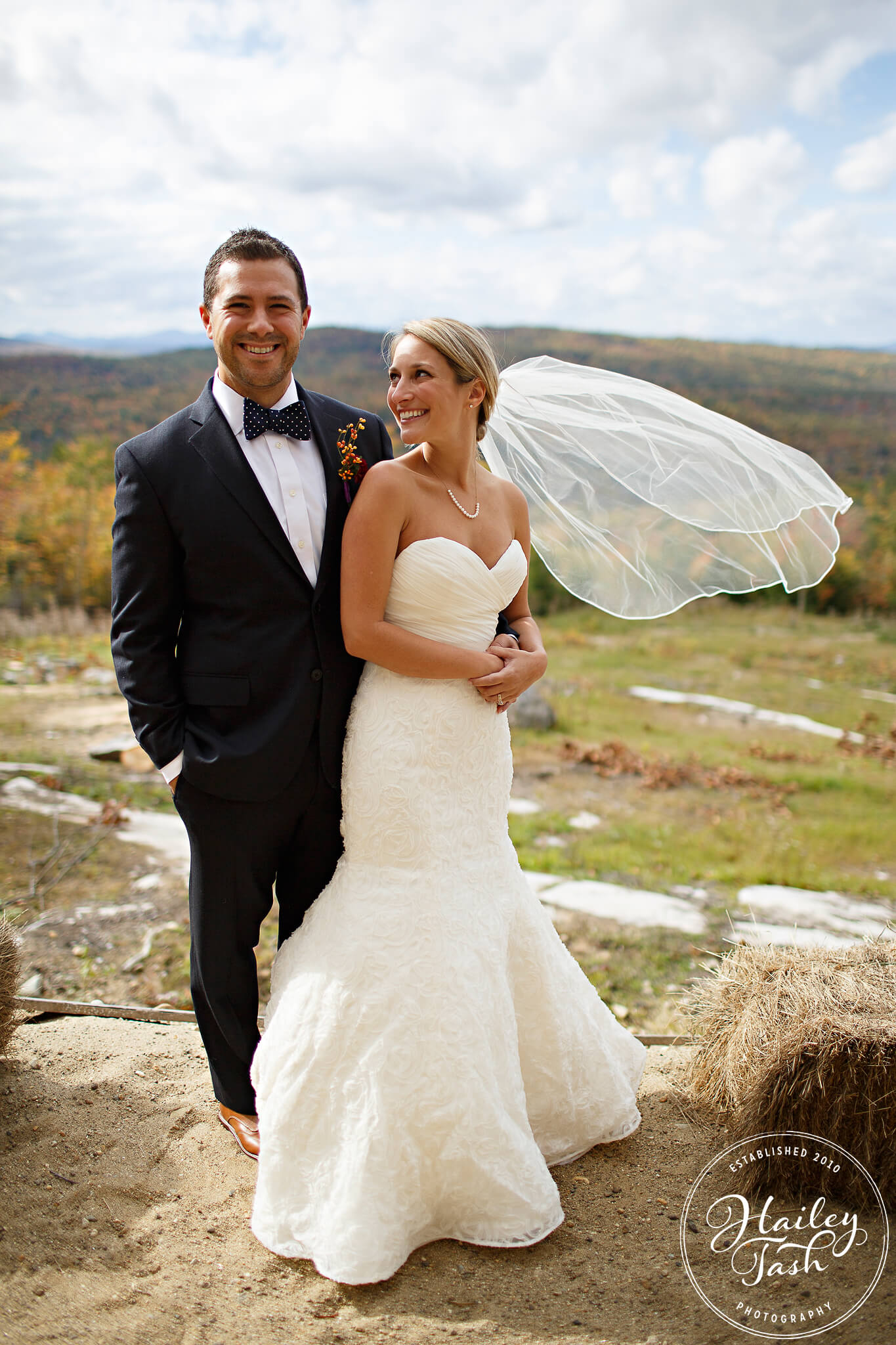 Maine Fall Wedding Venue