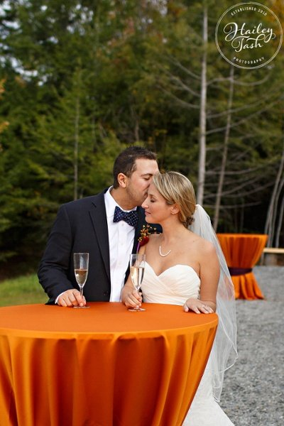 Mountain Wedding in Maine