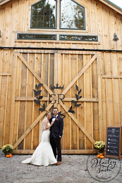 Maine Fall Wedding