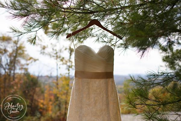 Fall Wedding Venue in Maine