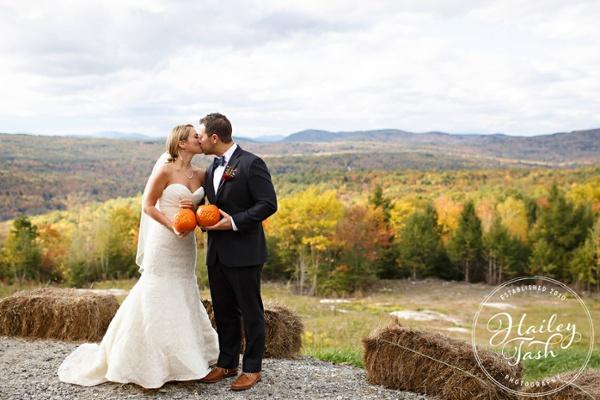 Maine Mountain Wedding