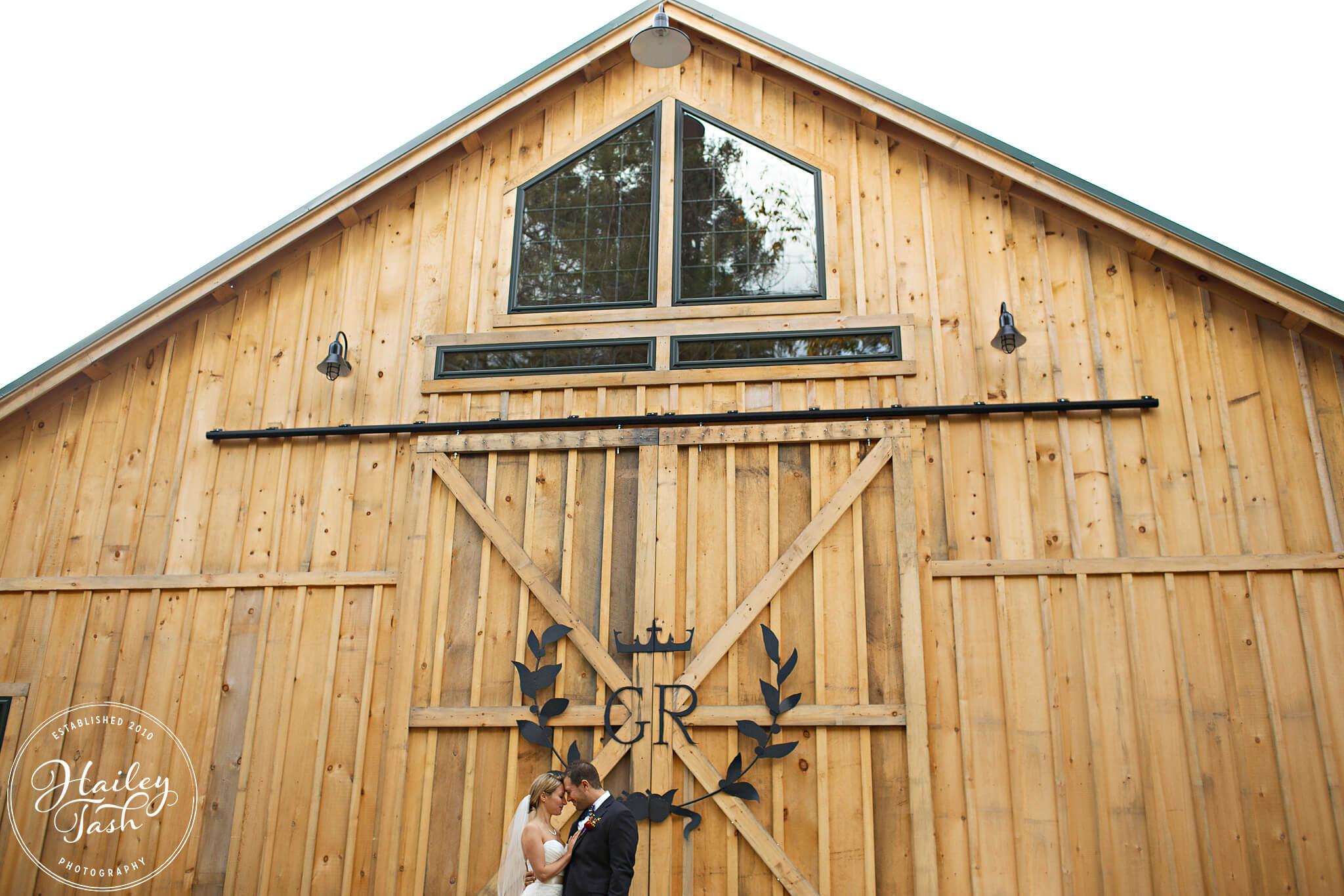 Granite Ridge Wedding Venue