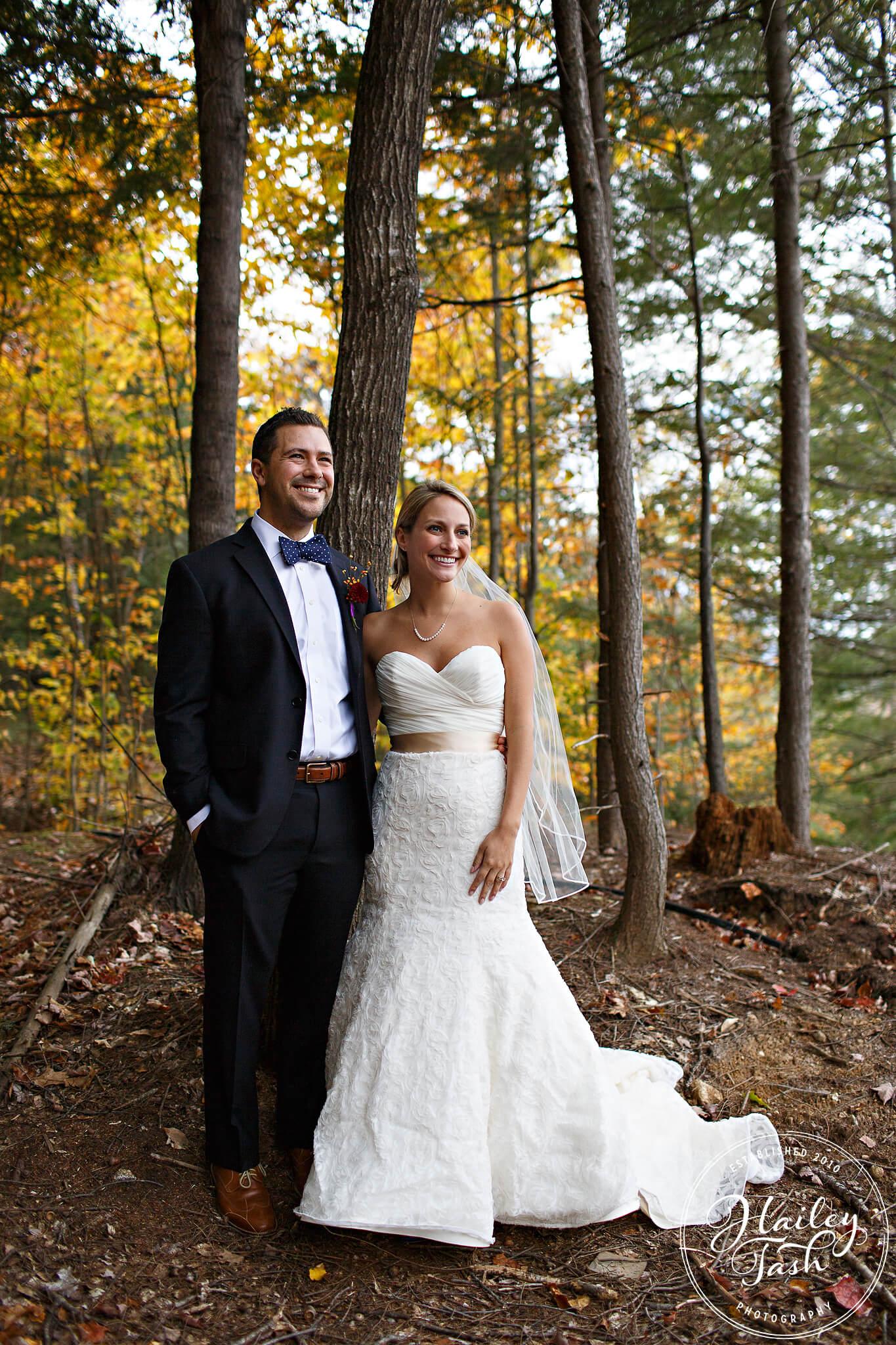 October Granite Ridge Wedding