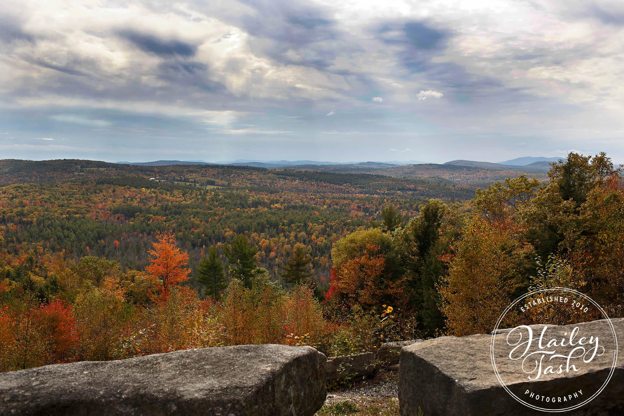 Fall Wedding Venue In New England