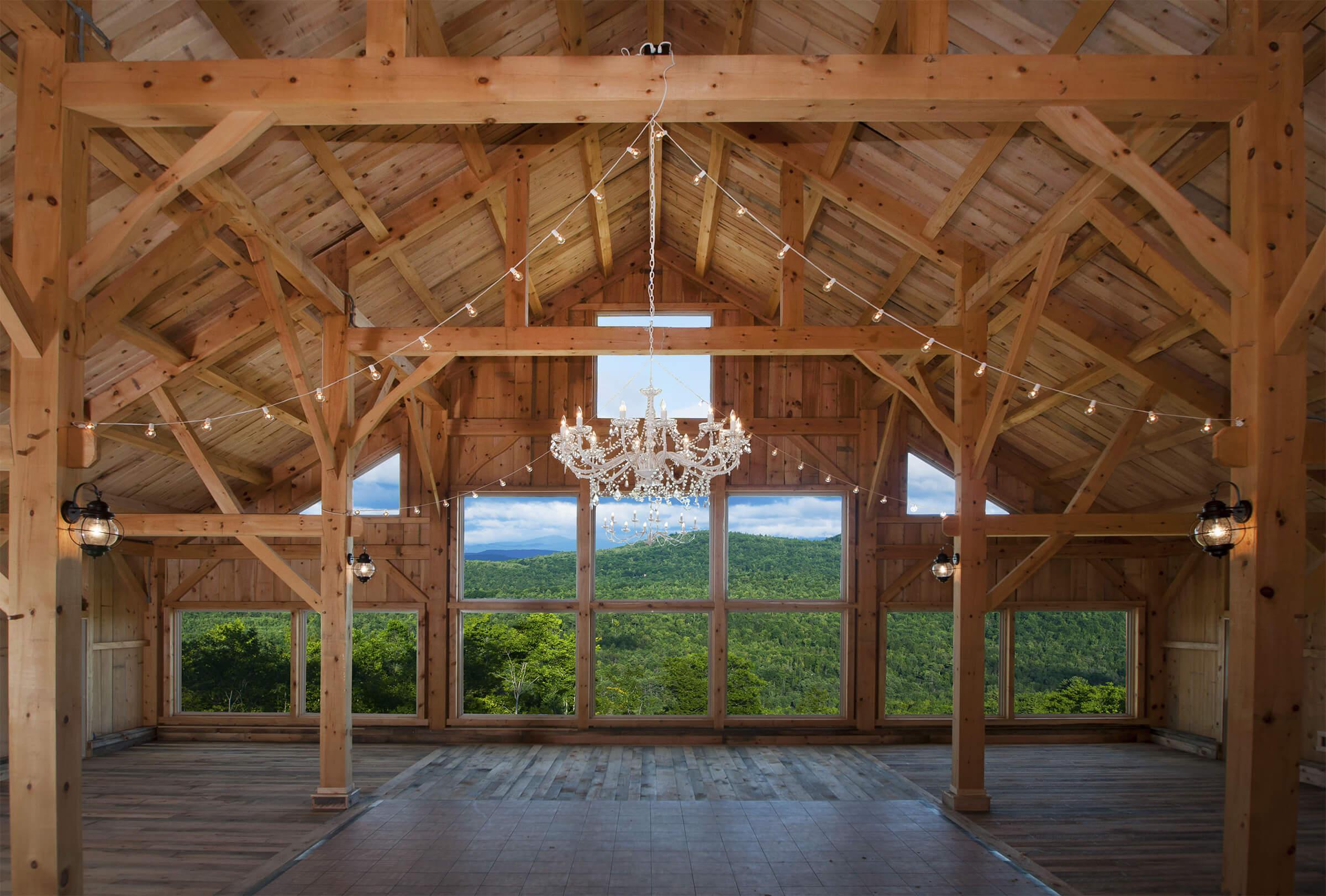 Maine Barn Wedding Venue | Granite Ridge Estate and Barn