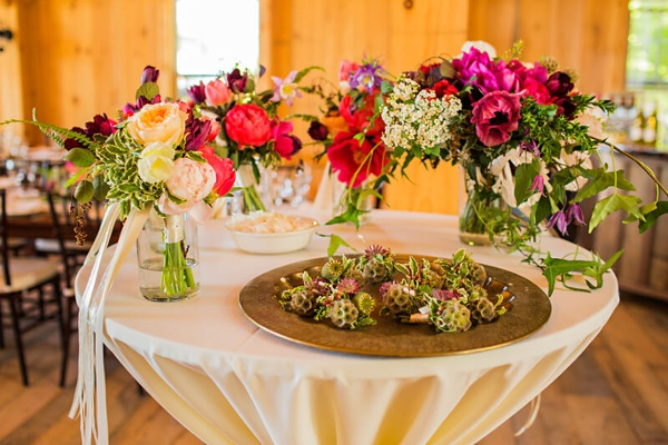 Broadturn Farm Wedding Flowers