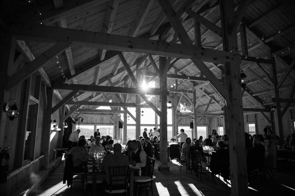 Mountain Barn Wedding