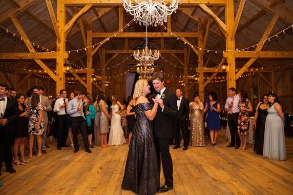 Maine Mother Son Wedding Dance