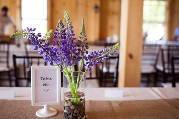 Lupine Wedding Idea
