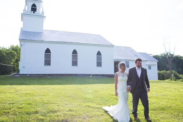 Norway Center Church Maine