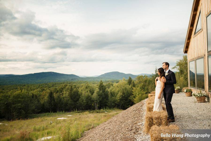 Maine Mountain Wedding Venue