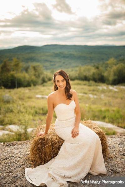 Maine Farm Wedding