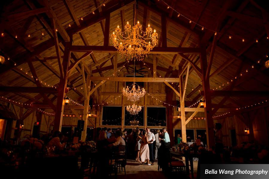 Maine Barn Wedding
