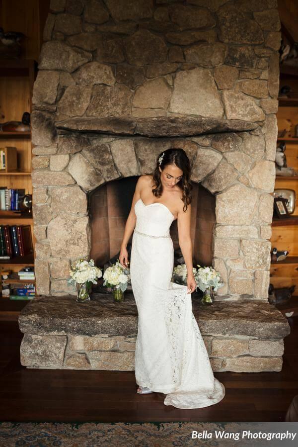 Maine Estate Wedding