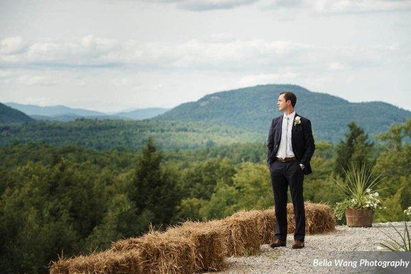 Maine Mountain Wedding